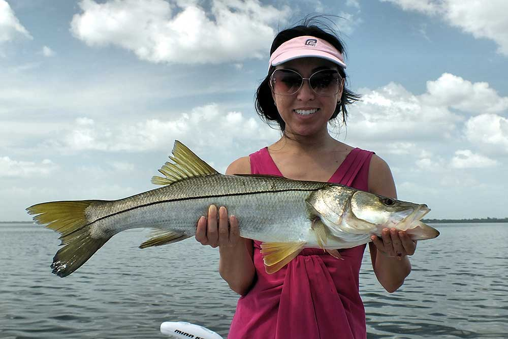Snook fishing sanibel island area fishing charter for Sanibel island fishing charters
