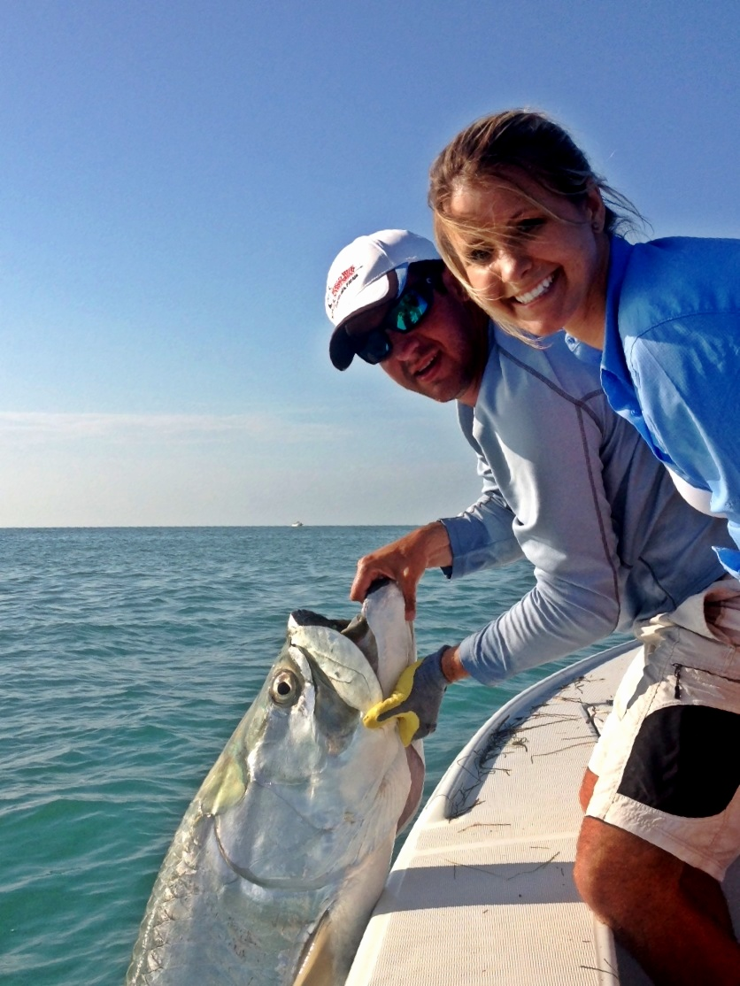 Tarpon fishing charters sanibel island fishing charters for Sanibel island fishing charters