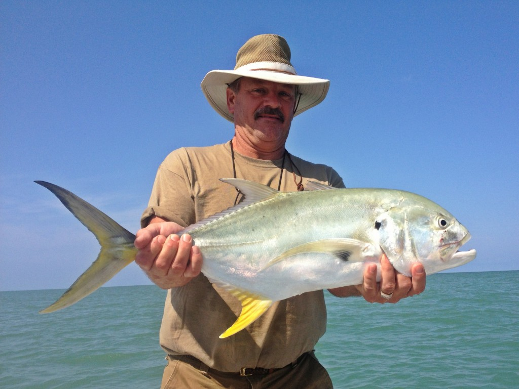 Jack-Crevalle-Caught-Fishing-Charter
