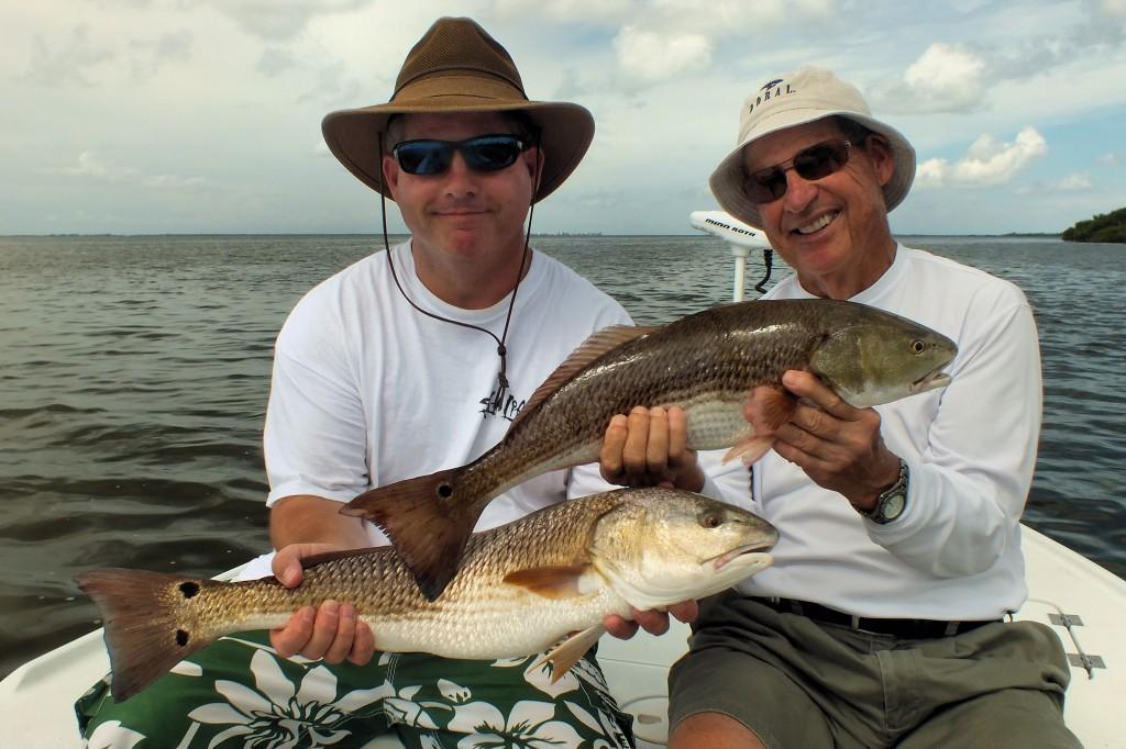 Pine island sound redfish sanibel fishing charters for Pine island fishing charters
