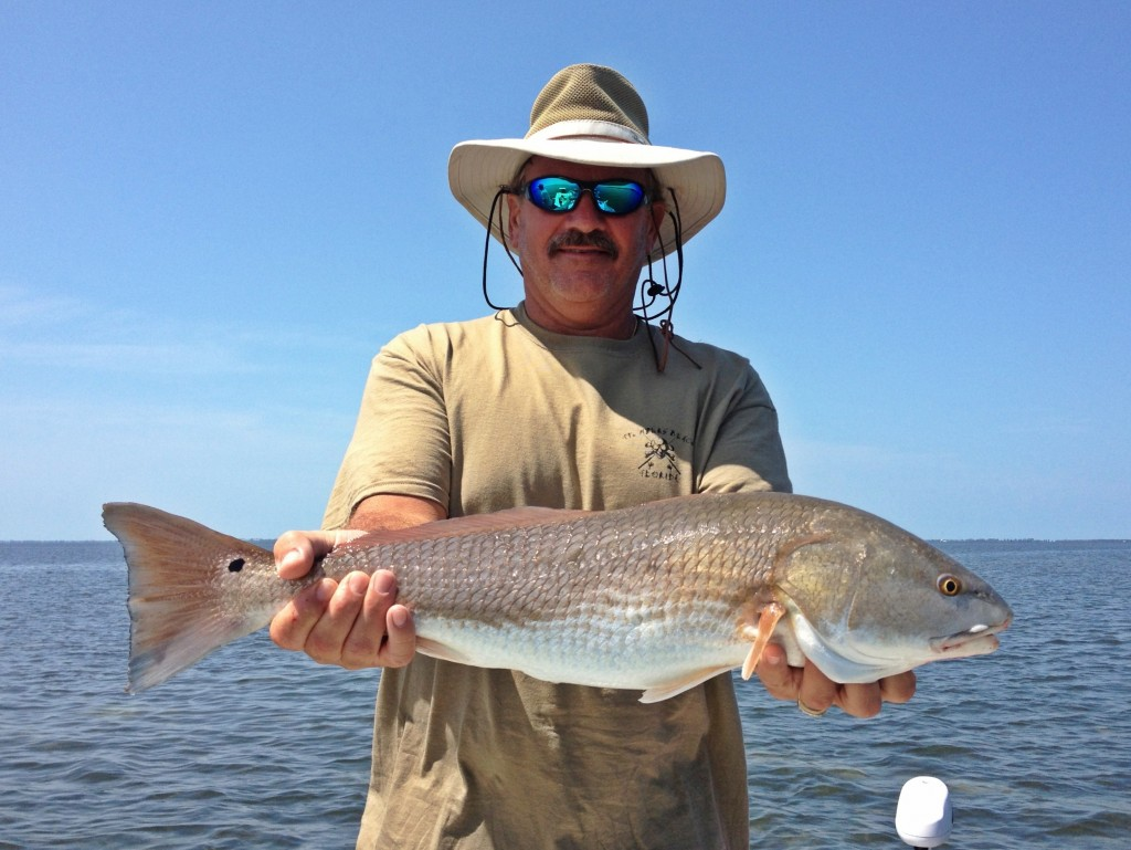 Sanibel-Island-Fishing-Charters-Redfish