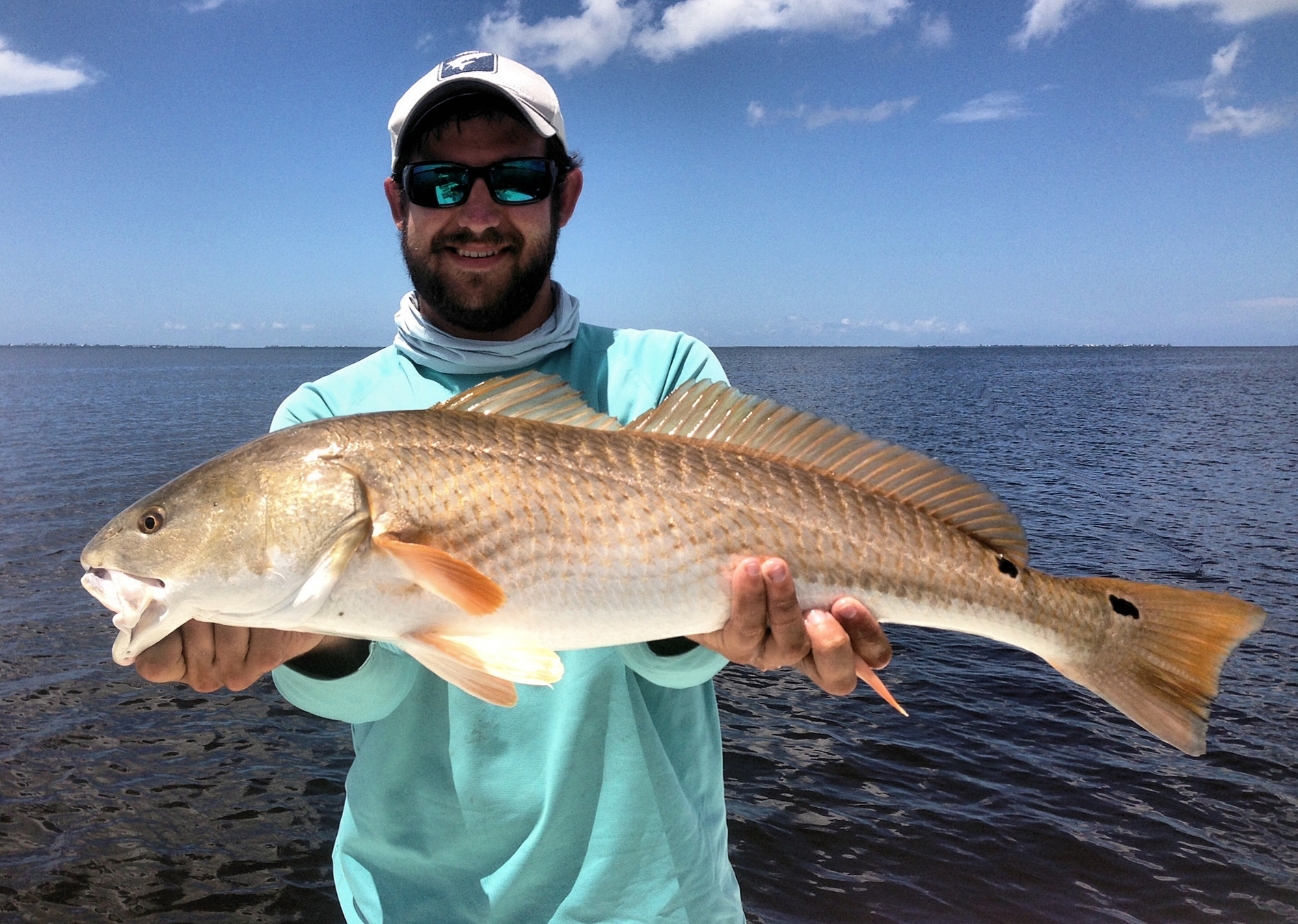 Charter fishing sanibel island fishing report for Charter fishing trip