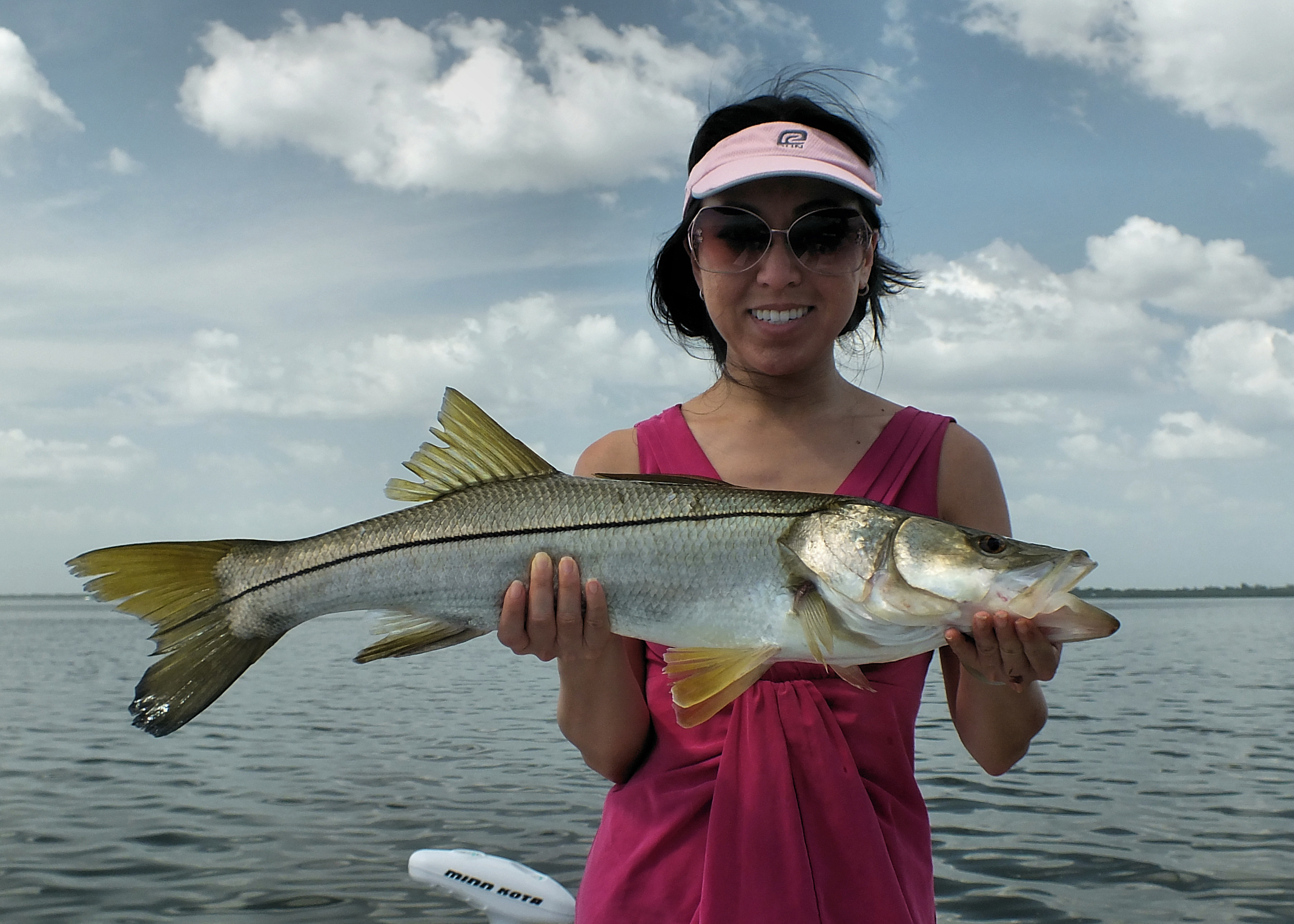 Sanibel island snook sanibel fishing charters for Sanibel island fishing charters
