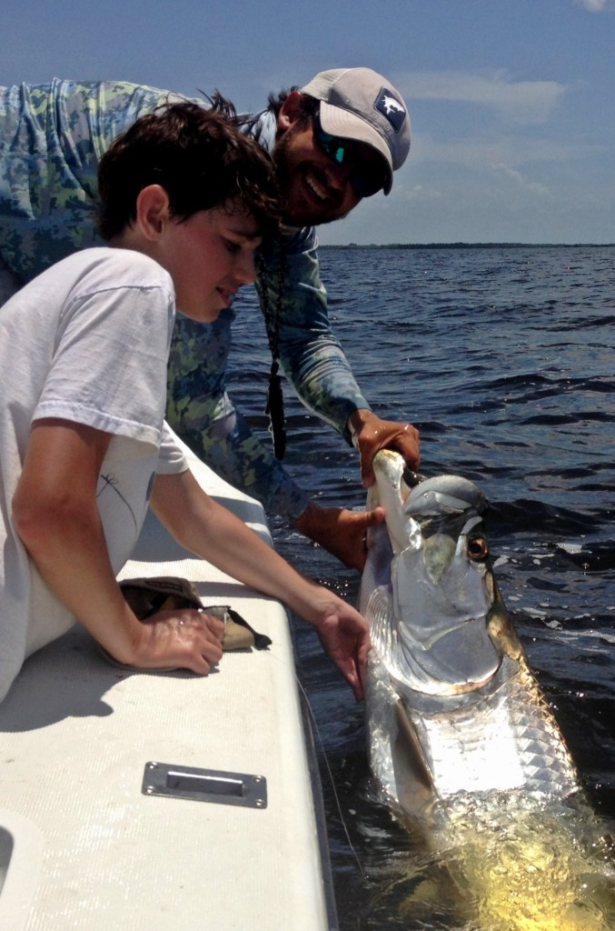 Sanibel island tarpon fishing sanibel fishing charters for Captiva island fishing charters