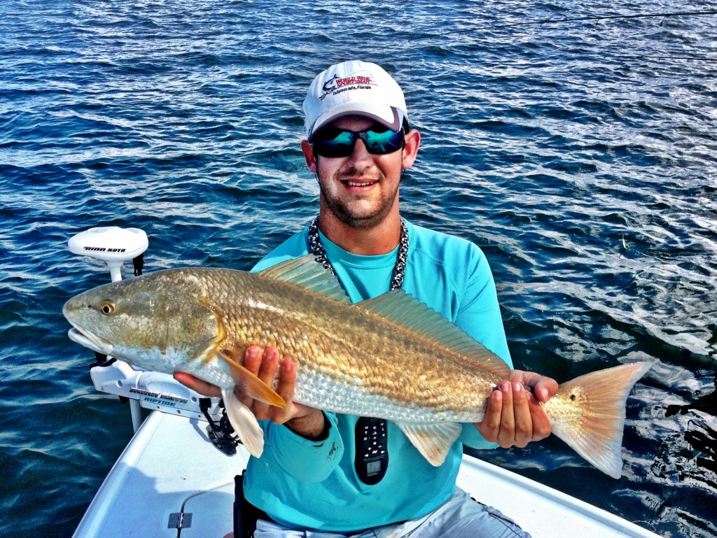 Sanibel Fishing Charters - Captain Daniel Andrews