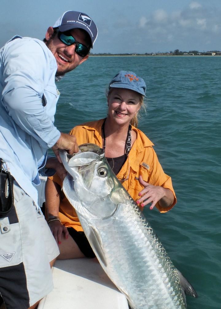Colleen sanibel fishing charters for Sanibel fishing charters