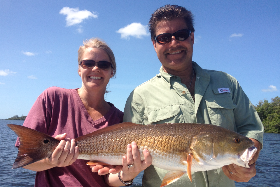redfish-catch-sanibel-island