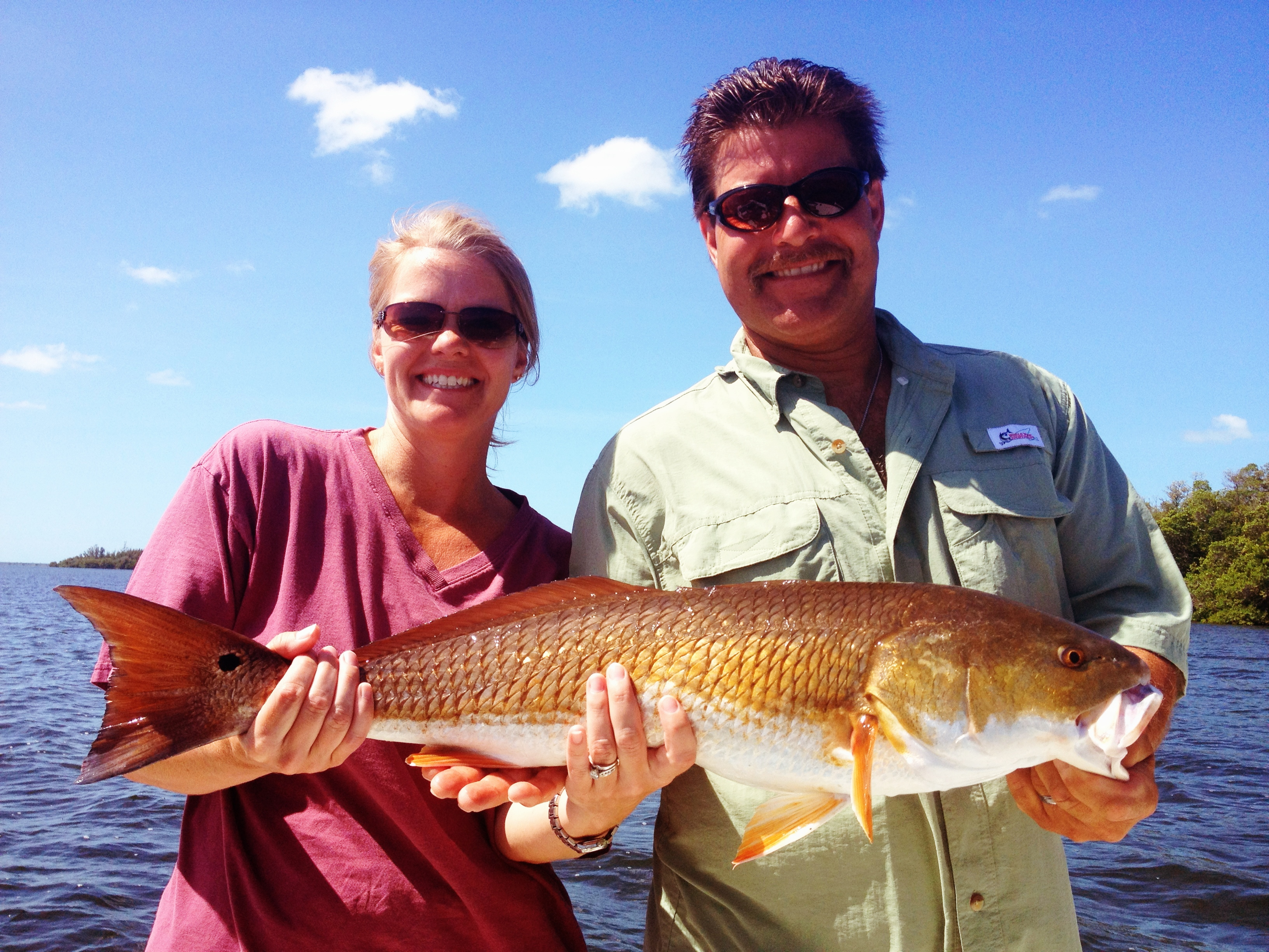 Redfish - Sanibel FL