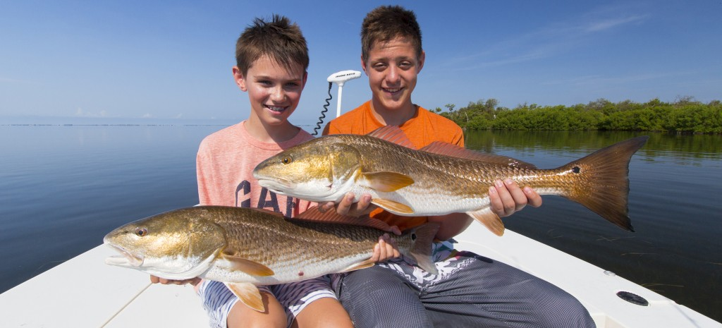 Family Fishing Charters - Sanibel FL