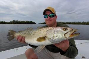 Seatrout Fishing
