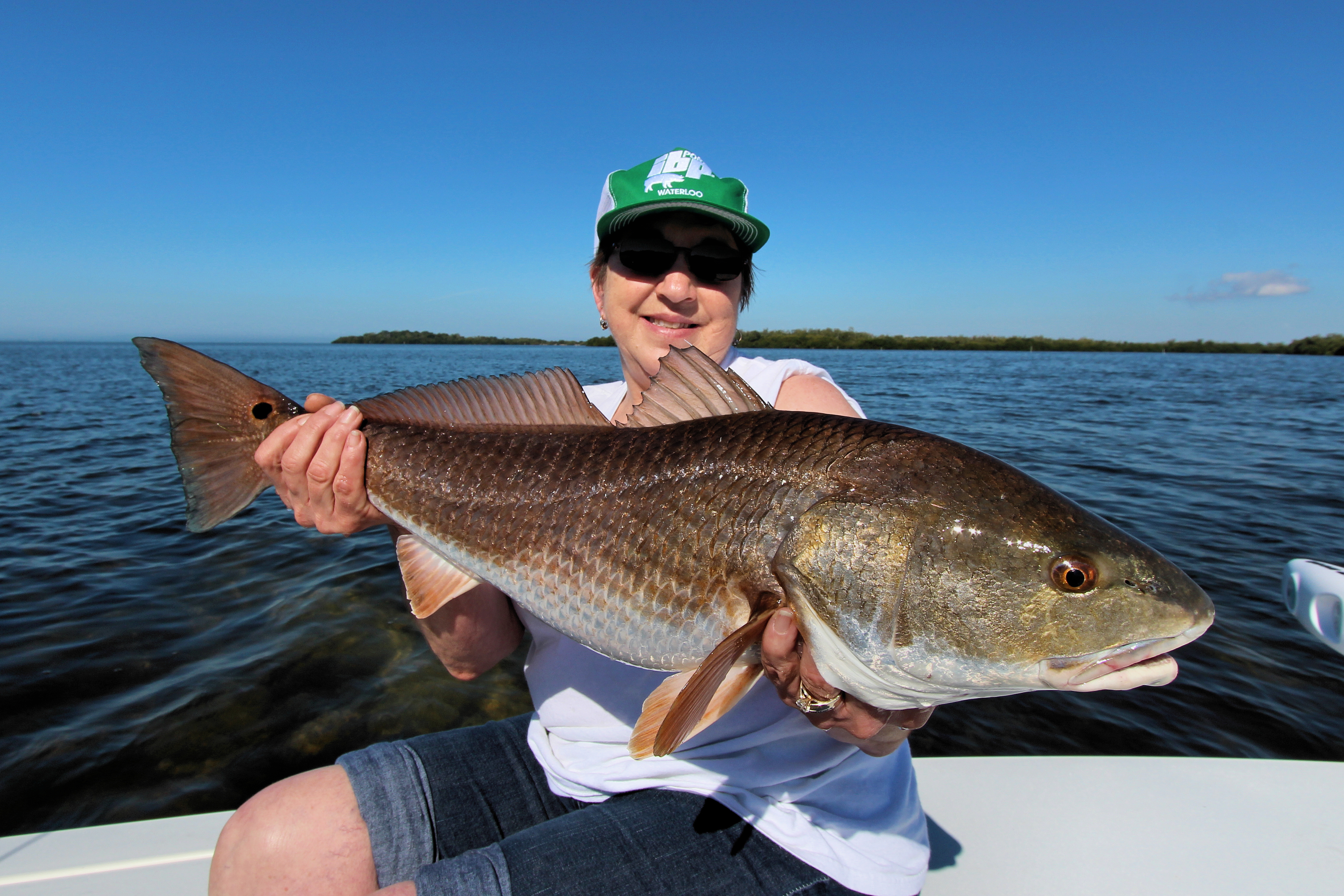 New boat and great sanibel fishing charters sanibel for Fishing charters fort myers