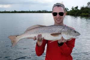 Fishing Report – Awesome Redfish – Sanibel Island Fishing Charters
