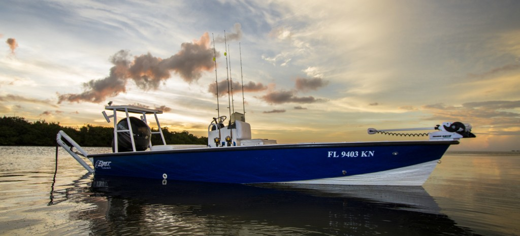Sanibel Fishing Charter Boat