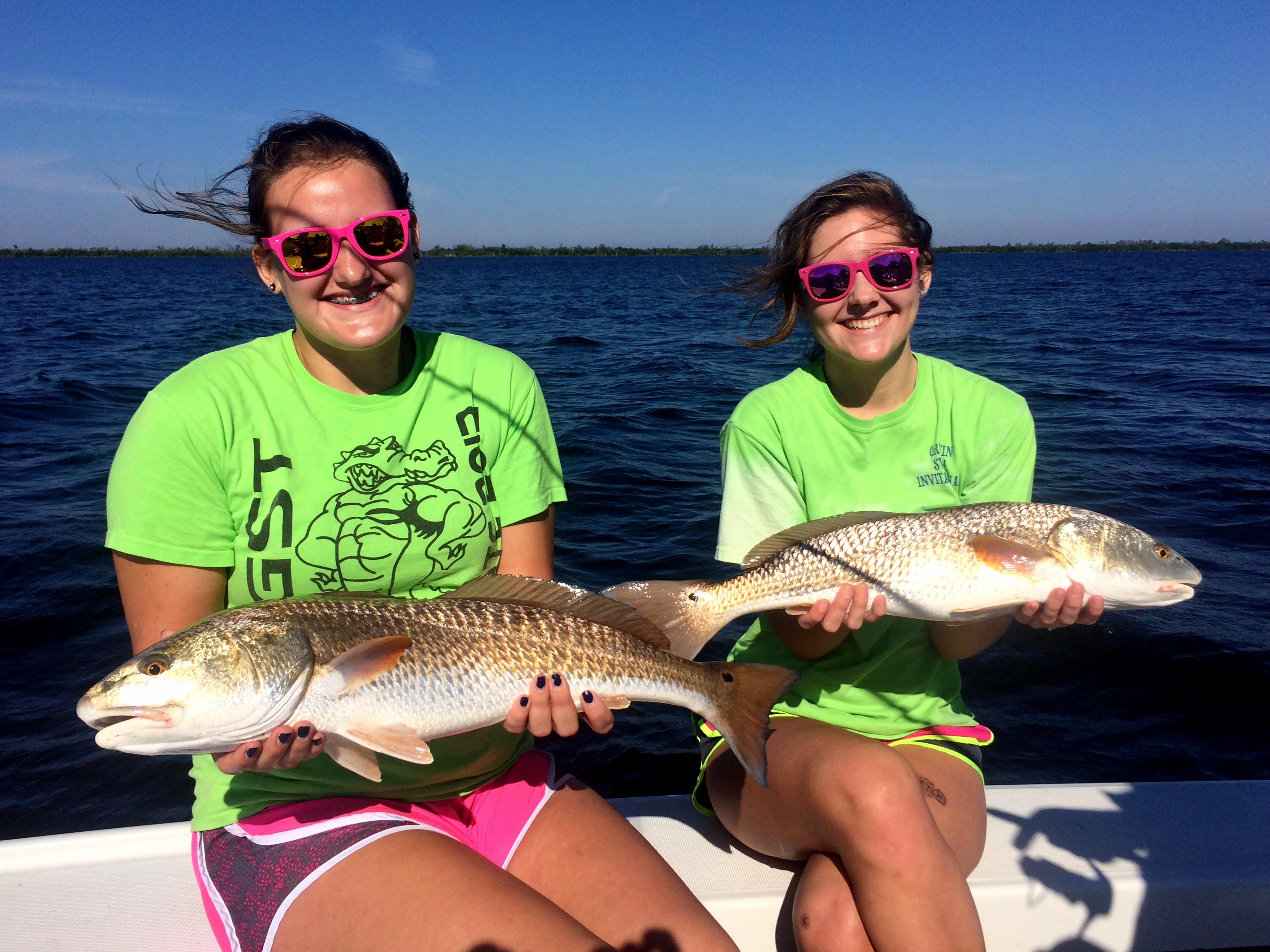 Sanibel island fishing charters redfish snook tarpon for Sanibel island fishing charters