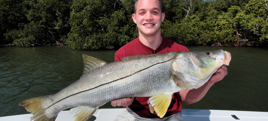 Sanibel Island Fishing Charters - Snook