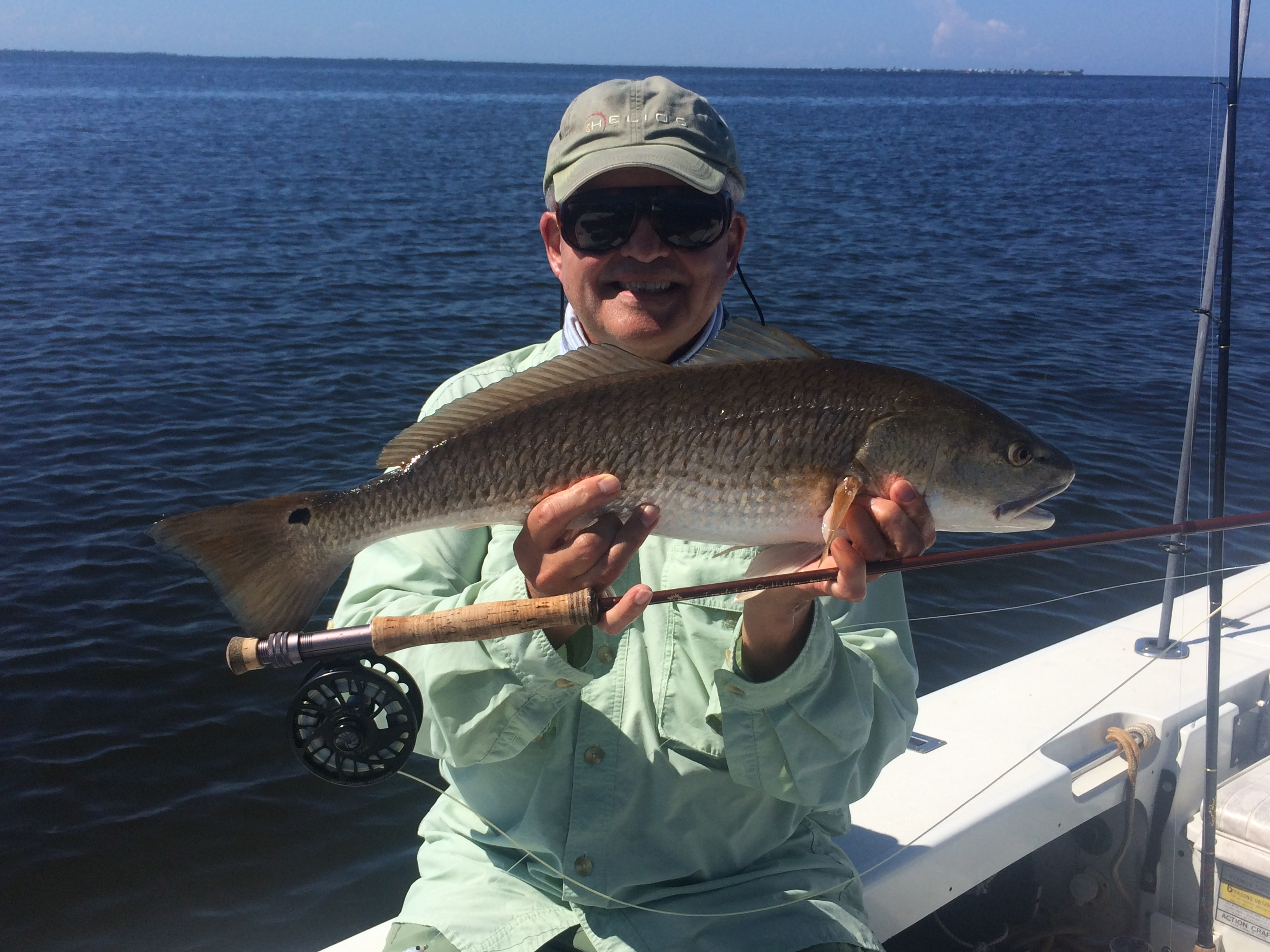 Flyfishing for redfish for Fly fishing for redfish